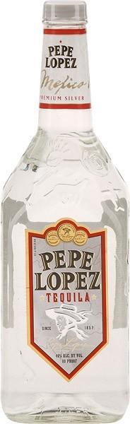 PEPE LOPEZ Silver tequila 40%  0,7l
