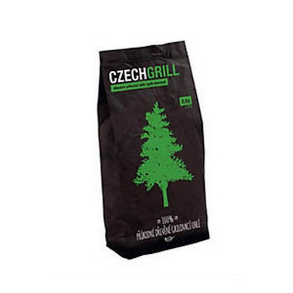 Drevené uhlie 2,5kg CZECHGRILL