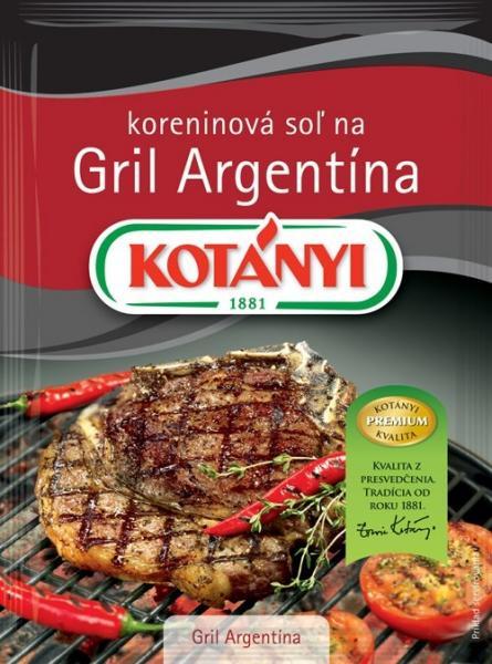 Korenie gril argentina 40g Kotányi