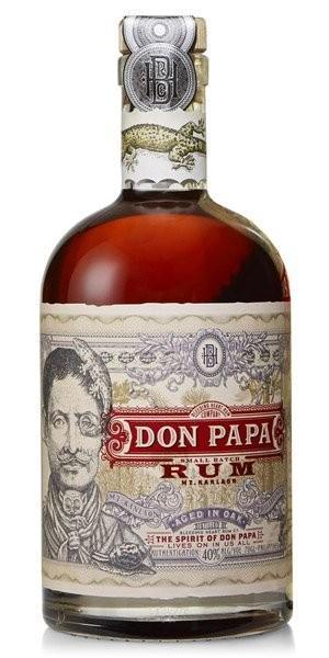 DON PAPA 7y Rum 40% 0,7l