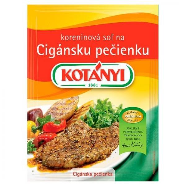 Zmes cigánska pečienka 35g Kotányi