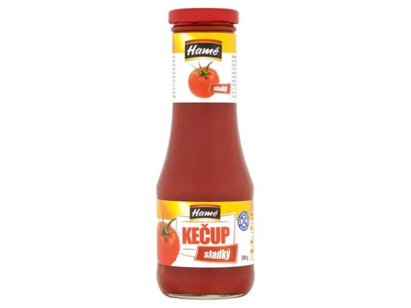 Kečup sladký 300g Hamé