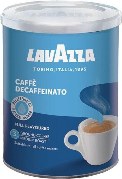 LAVAZZA káva Dek bezkofeínová mletá 250g