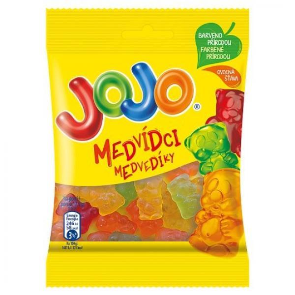 Cukríky JOJO Medvedíky 80 g