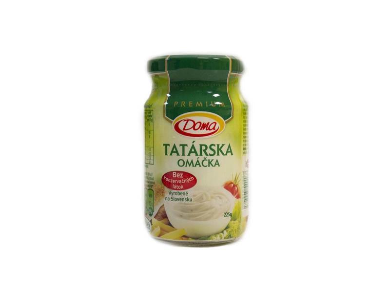 Doma Prémium Tatárska omáčka chlad. 1x225 g