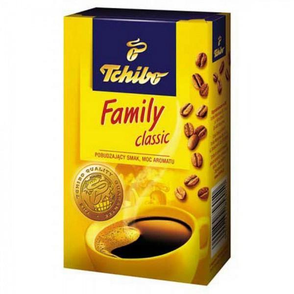 Káva Tchibo Family 250g mletá