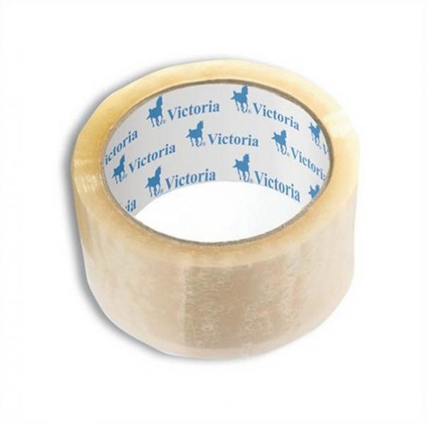 Baliaca páska priehľadná 50 mm x 60 m, 1ks