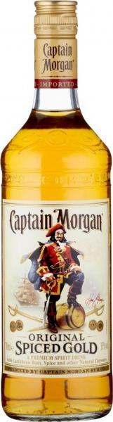 Captain Morgan Spiced 35% 0,7l