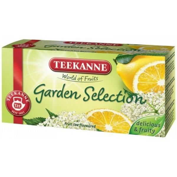 Teekanne ovocný čaj Garden selection záhradná zmes 45g