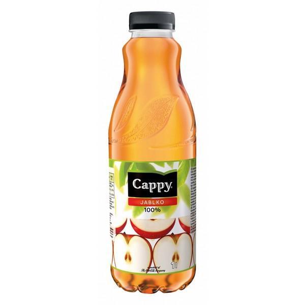 Cappy jablko 100% 1l