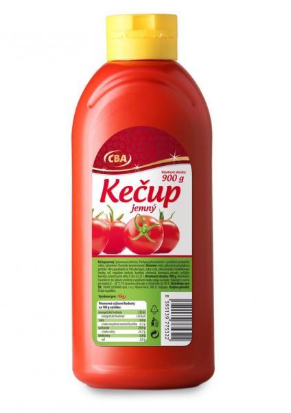 Kečup CBA 900g