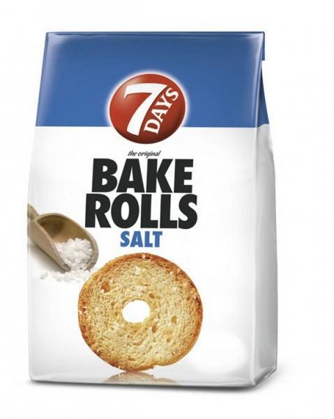 Bake Rolls soľ 80g