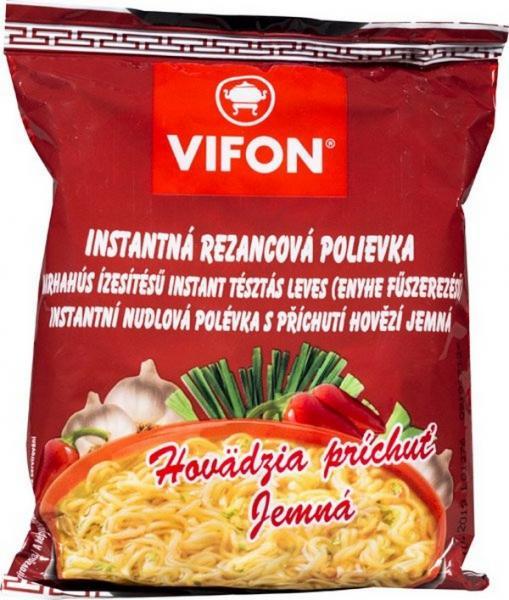 Vifon instantná polievka hovädzia 60g