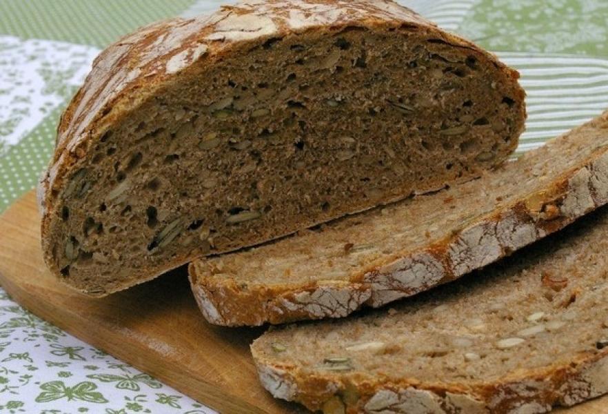 Chlieb Cereálny Krájaný balený 500g