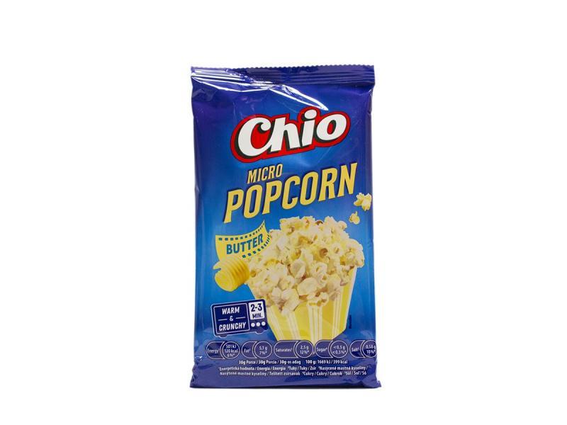 Chio Popcorn maslová príchuť 1x80 g