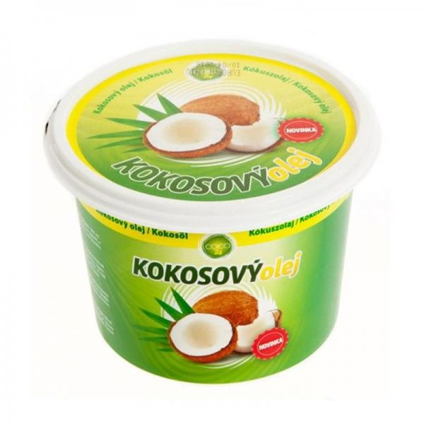 Coco24 Kokosový olej 1x500 ml