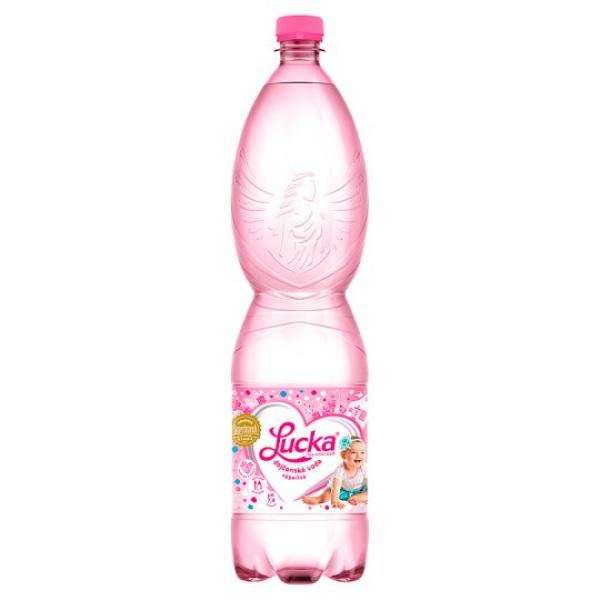 Lucka dojčenská voda neperlivá  1,5l